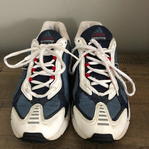 VTG Adidas 2000 Jetflame adiprene Athletic shoes 8